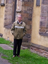 At Greyfriars Churh Kirkyard, Edinburgh