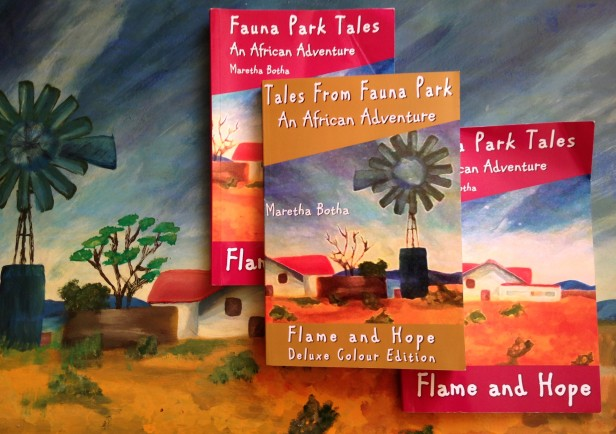 Fauna Park Tales illustrations and Book Adverts 013