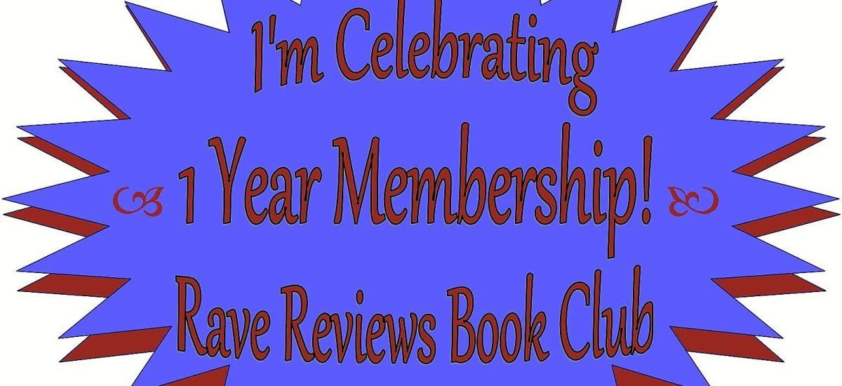 "Rave Reviews Book Club - ""Book of the Month"" Wow! Factor"