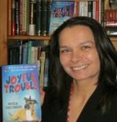 Pat Furstenberg, author, Joyful Trouble (1)