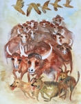 Trails and Trials - The Cattle Battle