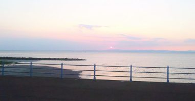 Morecombe Bay, Cumbria