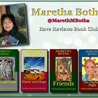 #RRBCSpotlightAuthor in May - Maretha Botha