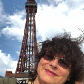 Me, in Blackpool