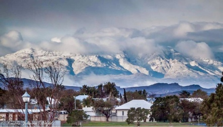 My Hometown Worcester, Western Cape, South Africa