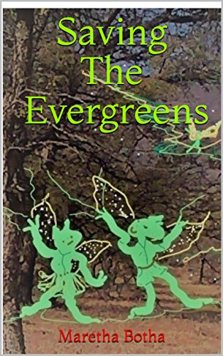 "A Wonderful Wednesday Post – A November Book of the Month – ""Saving the Evergreens"" #RRBC #Fantasy #Gardening #Environment"
