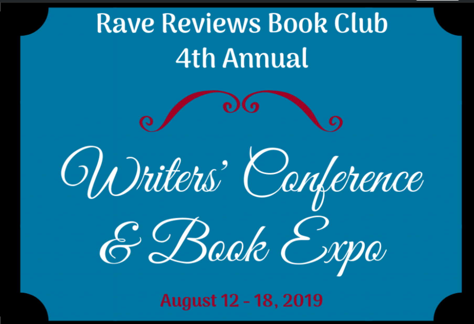 Writers' Conference & Book Expo August 2019 #WCBE