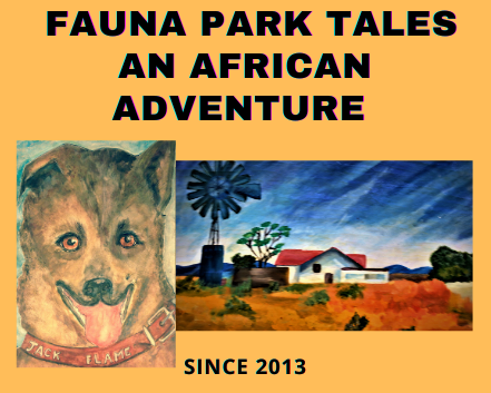 Maretha Botha at Fauna Park Tales