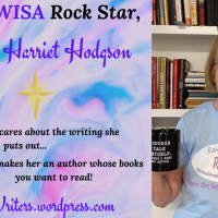 #RRBC SPOTLIGHT AUTHOR BLOG TOUR Harriet Hodgson @healthmn1