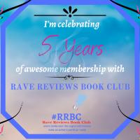 Happy Clubaversary to me! - FIVE Years' Membership #RRBC
